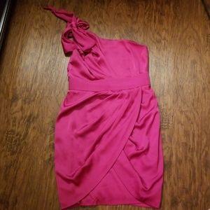 Deep pink Cocktail Dress